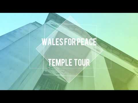 Temple Tour: the heritage of Wales' Temple of Peace