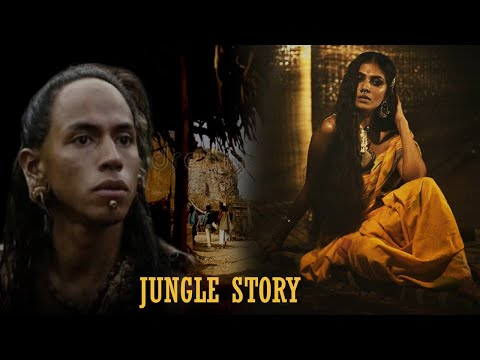 """Junglee Bahaar"" | Full Hindi Movie ""JUNGLE STORY"" I Rashmi I Julia I Mahi Kapoor"