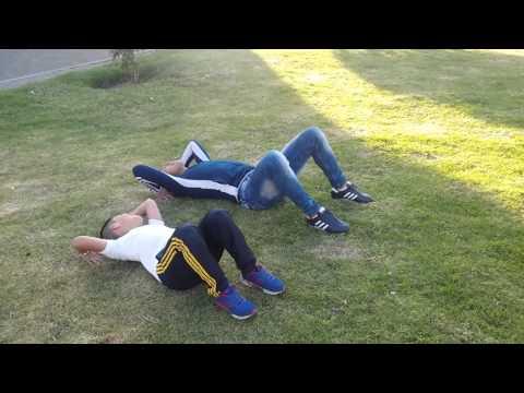 Clase de posturas gimnasticas