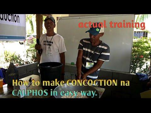 Download Paano gumawa ng Organic Concoction na CALPHOS ng easy way.