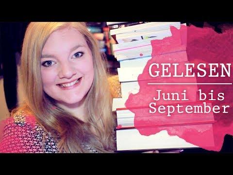 GELESEN | Juni bis September | Laura Evlolle