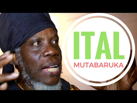"Mutabaurak Interview "" Philosophy on food (ITAL)"""