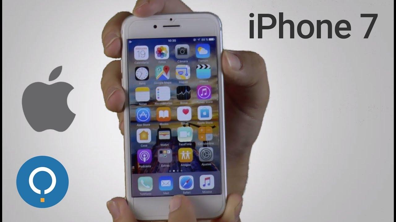como hacer un video con fotos en iphone 7