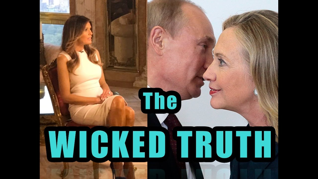 Crooked CLINTON vs Sexist TRUMP | The Wicked Truth
