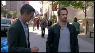 CSI NY Danny and Flack funny moment