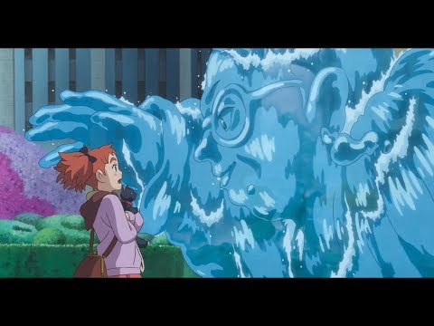 Mary and the Witch's Flower - Clip #04 (OmU)