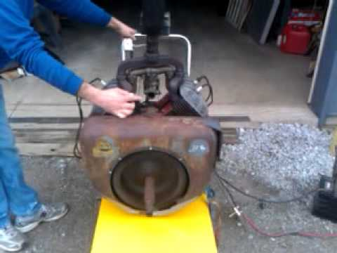 4 Cylinder Wisconsin Engine Wiring Diagram - Simple Wiring Diagram