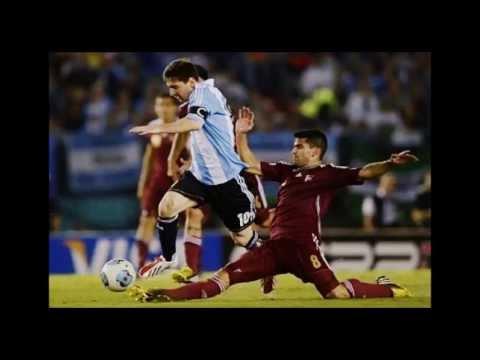 Tomas Rincón vs Leonel Messi  720pᴴᴰ