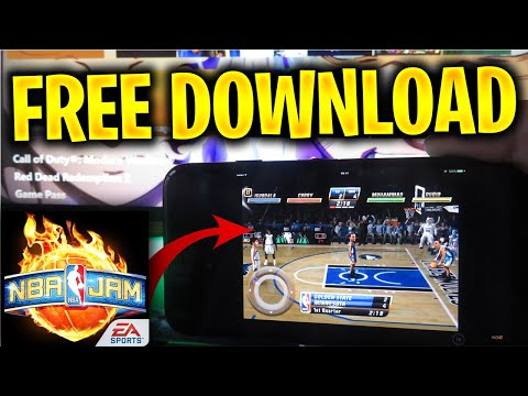 NBA JAM FREE DOWNLOAD - How To Download NBA JAM For FREE On Mobile IOS & Android NO JAILBREAK 2020