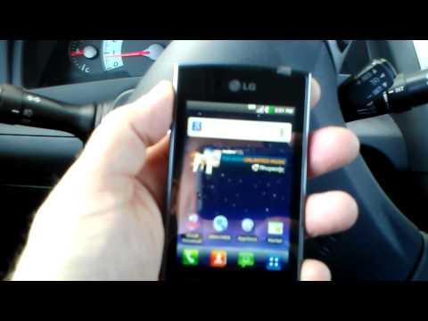 LG Optimus M+ Metro PCS