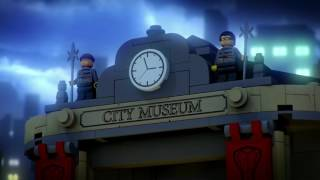 Лего мультик полиция