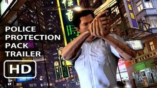 Sleeping Dogs Police Protection Pack Trailer