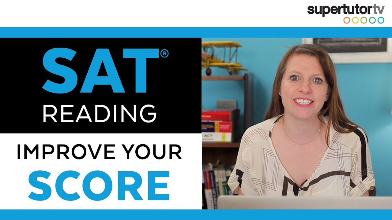 Improve SAT Reading Score!! Quick Tips to ⬆️ Your Skills for Test Day