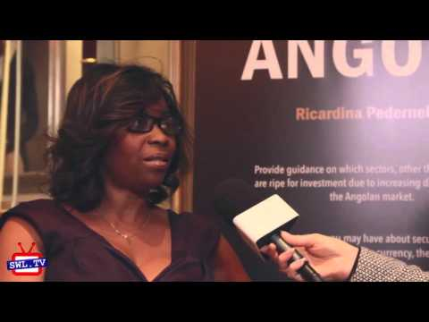 Wandsworth businesswoman launches 'Do Business in Angola'