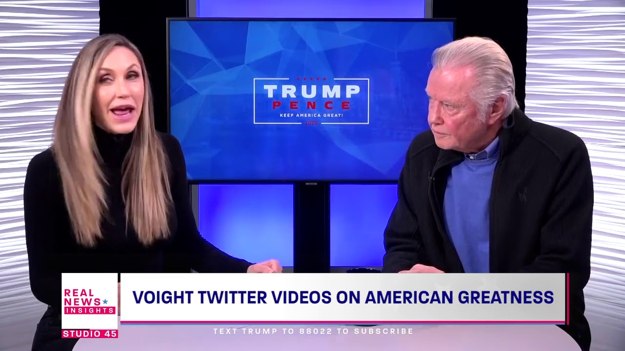 Real News Insights with Jon Voight - Donald J. Trump