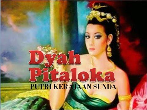 DYAH PITALOKA - Putri Kerajaan Sunda (Versi Prabu Lingga Buana)
