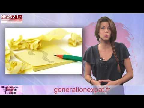 Magazine des Français de l'Etranger N° 8 - Octobre 2012