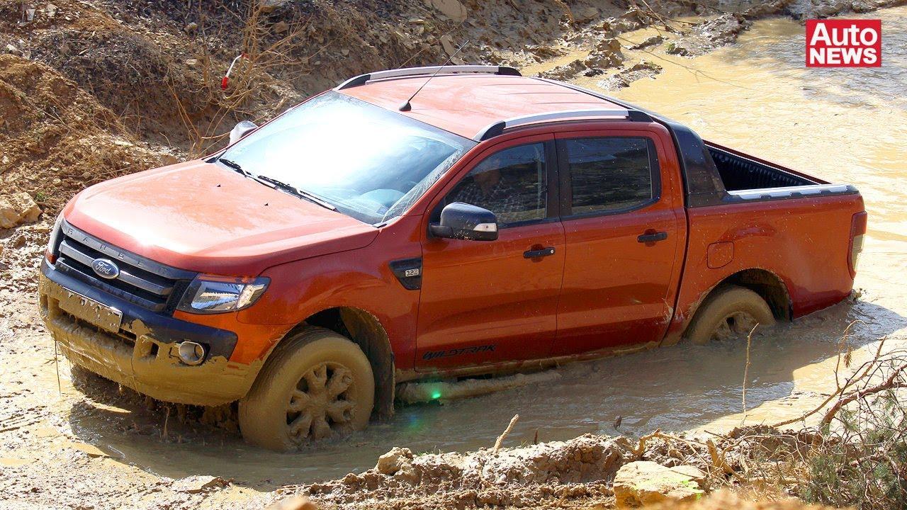Ford Ranger Im Test Offroad Ein Echter Kerl