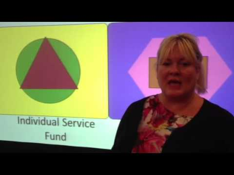 What is an Individual Service Fund?