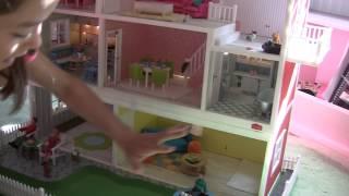Lundby Dollhouse Garden Set