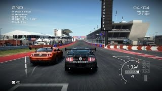 Grid Autosport PC: Multiplayer Race - Ford Mustang Boss 302 Modified, Tuner Discipline