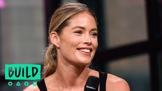 The Incredible First Time Doutzen Kroes Came Face To Face With A Wild Elephant