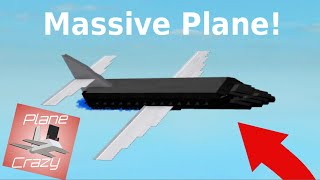 How To Build A Passenger Plane In Plane Crazy (Roblox)