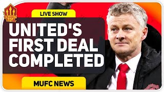 United Start Spending! Maguire & Messi Latest! Man Utd News Now