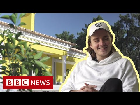 Inside the mansion owned by the world's richest Esports player – BBC News