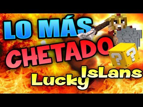 EL MEJOR TRUCO DE LUCKY ISLANDS !! || MINECRAFT TRUCO CUBECRAFT ||