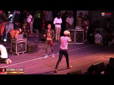 Jah Signal @Kutonga Kwaro Album Launch (Perfoming Live)