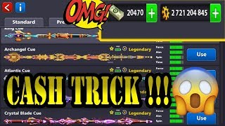 8 BALL POOL  Cash Trick (Get Unlimited FREE Cash)