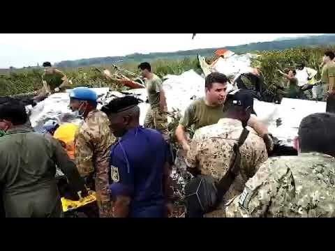 Download Qui sont mort dans le  crash d'avion à Kavumu?
