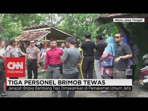 Diduga Cekcok, 3 Anggota Brimob di Blora Tewas Mengenaskan