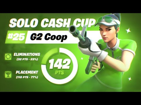 Download DOMINATING the Solo Cash Cup (Top 25 w/ Facecam)   G2 Coop