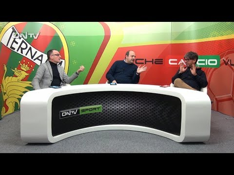 ONTV: Che Calcio Vuoi?! TERNANA-V. FRANCAVILLA (parte 1)