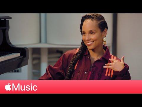 Alicia Keys: 'ALICIA' and Making Magic with Swizz Beatz | Apple Music