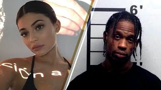 Kylie Jenner's Boyfriend Travis Scott ARRESTED!!!