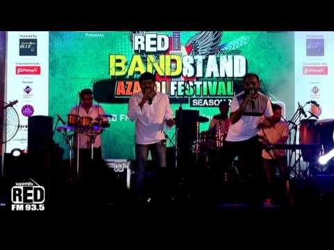 Chandrabindoo at Red Bandstand Azaadi Festival