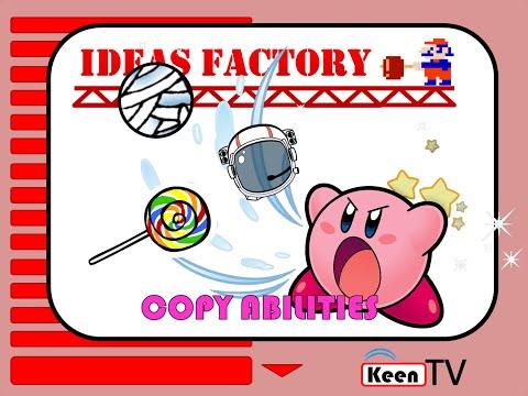 5 Ideas for Kirby Copy Abilities