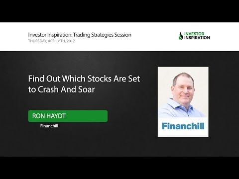 Find Out Which Stocks Are Set to Soar and Crash | Ron Haydt