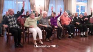 Dance With Me Toronto: Seniors Dance Classes & Concerts in Retirements Homes in Toronto