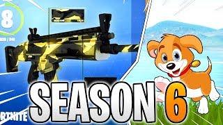 ¡Diseños de armas y mascotas que vienen a Fortnite! (Temporada 6)