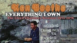 Ken Boothe 'Everything I Own: The Lloyd Charmers Sessions' Trojan CD 2016 Sampler
