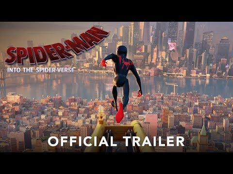 T-Roy - MOVIES OF THE WEEK: SPIDER-MAN: INTO THE SPIDER-VERSE (Animated)