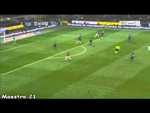Robinho vs. Inter - 14/11/2010