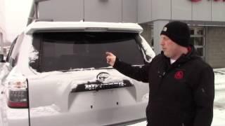 2017 Toyota 4Runner for Sherrill from David