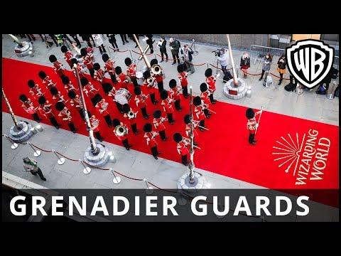 Fantastic Beasts: The Crimes of Grindelwald - Grenadier Guards - Warner Bros. UK