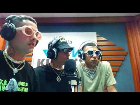 Dark Polo Gang ospite di Radio Kiss Kiss!