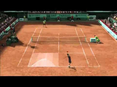 Roger Federer   Somdev Devvarman   2nd Round French Open Mens' Singles 29 05 2013 Grand Slam Tennis2